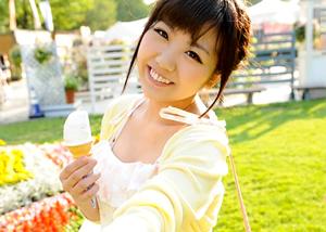 超美乳Ecupアイドル『並木杏梨』と温泉旅館お泊まりデート