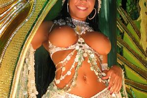 ファ!?ブラジルのカーニバルってこんなにエロいのかよ…