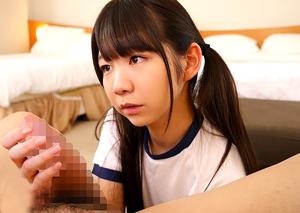 【5/23発売】黒髪が似合うロリ系美少女が担任と禁断の中出しSEX… 白井ゆずか
