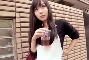【素人】奥まで突いて…ロリ顔なのに鳴きっぷりがくっそエロい渋谷の女子大生