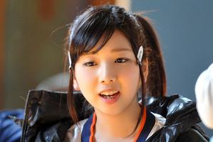 青春時代の全てをバスケに捧げたアスリート女子大生がデビュー!