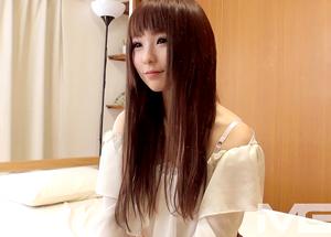 【素人】アナルにも興味があるという末恐ろしい18歳パイパン美少女をハメ撮り