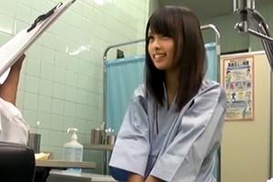 (秘密撮影)キチク産婦人科医にナカ出しされる10代小娘の映像流出…