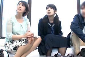 (シロウト)モデル母小娘が登場☆仲良しオヤコでナカ出しサンピーできたら100萬円