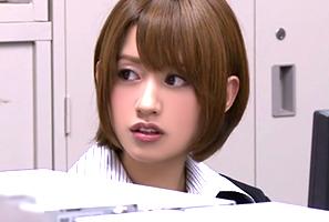 職場の上司に連日ナカ出し強姦され、日に日に美しくなるヒトヅマ社内レディー