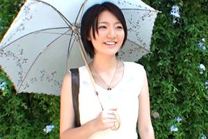 (キャッチ)京都の透明感溢れる純粋奥さんと火遊びウワキSEX