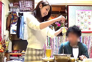 (秘密撮影)SEXの前にパスタ作ってくれるヒトヅマのセックスフレンドと大ハッスル☆