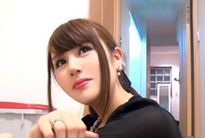 (シロウト)銀座駅でキャッチした美しい乳&美尻のウェディングプランナー☆