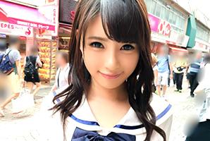 (シロウト)ピンクチクビ☆原宿でキャッチしたあにめ声美10代小娘をハメドリ☆