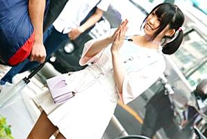 『セックスしませんか?』ロリ顔大学生が人生初の逆ナン☆ → 誤ナカ出し