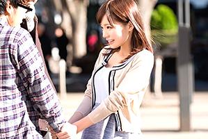 『SEXしよ?』恥ずかしがり屋の美巨乳お嬢様が逆ナン初挑戦☆
