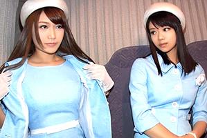 (シロウトキャッチ)フェロモン漂わす新宿のモデルデパートガールとサンピー☆
