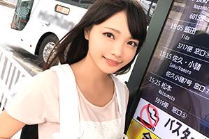 BUSターミナルで見つけた上京したての長野小娘に宿を提供して1発☆
