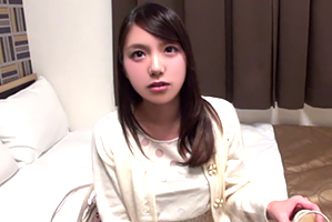 (シロウトキャッチ)Vライン脱毛済み☆美意識高いカネ沢の塩吹き美10代小娘