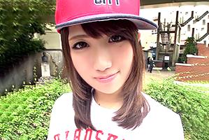 (シロウト)広島でキャッチした超可愛いカープ女子のお宅訪問&SEX☆