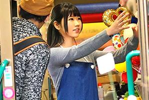 (シロウト)見た目良し☆締まり良し☆花屋のモデル看板小娘をキャッチ☆