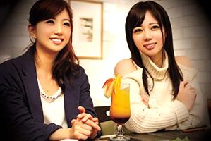 (秘密撮影)相席居酒屋でお持ち帰り成功したモデルアパレル社内レディーと4P☆