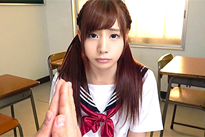 『お願い、やらせて?』押しに弱い美巨乳同級生と完全主観で初タイケン☆