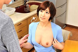 (ナカ出し8発)ドウテイムスコの将来を気にした美巨乳母が優しく性教育☆