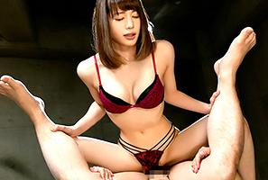 鈴村あいり がヤラシイ言葉と超最高の性技であなたの五感全てを制圧☆