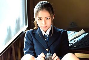 渡辺千紗 「彼の目の前でナカ出しされてみたい」19才、真正ナカ出し解禁☆