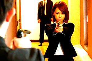 椎名そら 失禁☆ナカ出し☆アジトに乗り込んできたモデル捜査官に屈辱的拷問☆