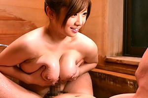 中村知恵 『膣内内に出して…』Hカップロケット乳の恋人の姉さんはナカ出しOK☆