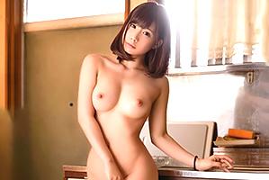 長谷川るい 美しい乳美尻☆理想的なセックスフレンドと四畳半のアパートでsex三昧☆