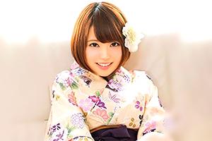 (シロウト)モデル服飾系専門学生が入学式終わりに袴姿で即AV新人☆