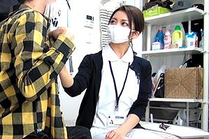 (秘密撮影)夜勤帰りの看護師をキャッチ連れ込み☆医療PLAY→ sex☆