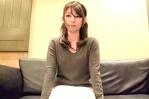(シロウト)ダンナとはしばらくsexレスのモデル妻マッサージティシャンをキャッチ☆