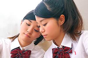 (AV史上初)誰も見たことない18才本物双子のW純粋娘喪失☆