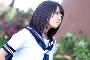 まだまだセイフクが似合う岡山出身の看護学生を上京したてにヤる☆
