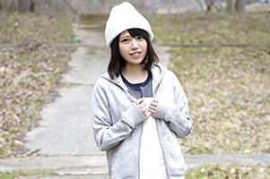 (シロウト)1998年生まれ☆身長144㎝の岡山の看護学生をキャッチ☆