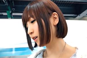 篠田麻里子似の美10代小娘が京都りょこうで逆ナン☆2泊3日ヤりまくり☆